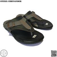 STEXEL CHRYSANDER Sandal Pria Casual Premium Original Ukuran Jumbo
