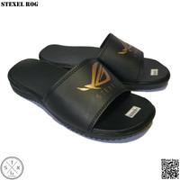 STEXEL ROG Sandal Pria Casual Premium Original Ukuran Besar Jumbo