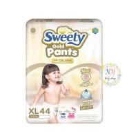 [FREE ONGKIR] SWEETY PANTS GOLD XL44 XXL36 L54