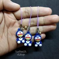 Gantungan Kunci Tali Strap Hp Handphone Doraemon