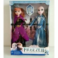 Mainan Boneka Frozen Elsa Anna Freeze 2