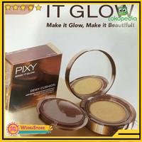 PIXY Make It Glow Dewy Cushion Bedak Pakai Tempat SPF 23 ORIGINAL