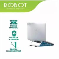 Stand Laptop Portable ROBOT RT-LS01 Dudukan Laptop Meja Laptop Fodable