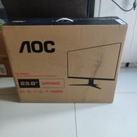 AOC 24G2E5 75Hz 1MS Freesync Gsync IPS Gaming Monitor Bukan 24V2Q 24