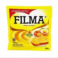 Filma margarin sachet 200 gr / paket murah (isi 2 pcs)blue band/butter