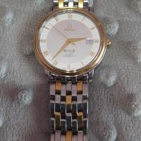 Jam tangan pria Omega De Ville Original