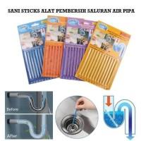 Stik Pipa Air Pembersih Saluran Pipa Mampet Sticks Drain Wastafel