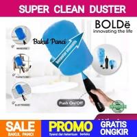 KEMOCENG BOLDe SUPER CLEAN DUSTER - KEMOCENG ELEKTRIK - PEMBERSIH DEBU