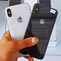 IPHONE X MEMORI 64GB (ORI) MULUS FULLSET EKS INTER