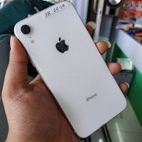 IPHONE XR MEMORI 64GB (ORI) MULUS LIKE NEW FULLSET EKS INTER