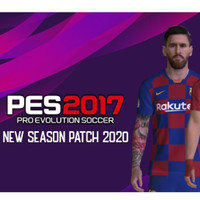 Patch PES 2017 update terbaru 2020