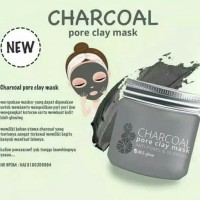 Ms glow pore clay mask charcoal