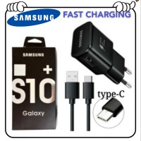 Charger Samsung S10+ Original Fast Charging type-C