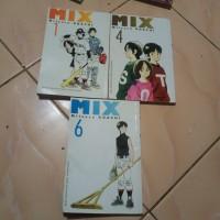 Bursa komik 2nd MIX