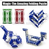 Mainan edukasi Magic Snake Rubik New Model 24 stanza