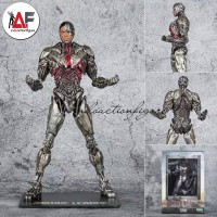 Action figure DC Cyborg ARTFX justice league Batman vs Superman