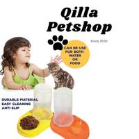 Tempat Makan Dan Minum Kucing Dispenser Multi-Use