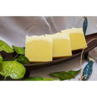 Avocado Tea Tree Natural Soap / Sabun Natural Avocado - Tea Tree