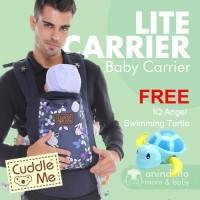 CUDDLEME Lite Carrier | Baby Carrier | Gendongan Bayi | Cuddle Me Lite