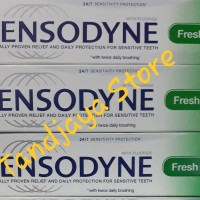 Pasta Gigi Sensodyne Fresh Mint / Cool Gel 100 gr