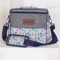 GabaG Cooler Bag FOREST Single Sling - Tas Pendingin - Tas Asi