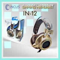 INCUS Gaming Headset IN-12