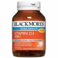 Blackmores vitamin D3 1000IU vitamin D 1000 IU 200 capsule