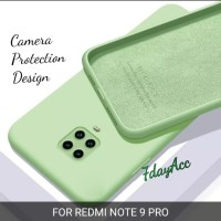 REDMI NOTE 9PRO / NOTE 9 PRO SOFTCASE CANDY SILIKON CASE BAHAN SOFT