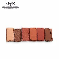NYX Professional Make Up Ultimate Shadow Palette Warm Neutral