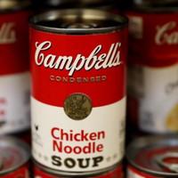 CAMPBELL'S SOUP CREAM MUShROOM 305GR - Chicken Noodle