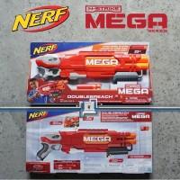 NERF MEGA - DOUBLEBREACH / Shotgun MEGA / Pistol NERF