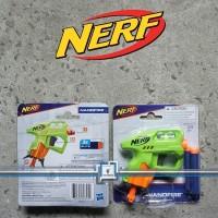 NERF Nanofire - Green / Pistol Nerf / Not Jolt - KECIL tapi Kencang