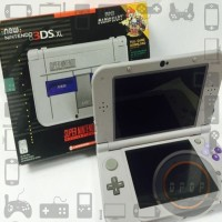 New 3DS XL Model NES