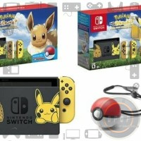 Nintendo Switch Edisi Pokemon