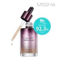 MISSHA Time Revolution Night repair Probio Ampoule 50ml K-BEAUTY /