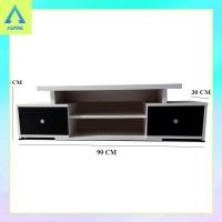 Best RTV Suites TV Cabinet Rak TV Minimalis 90 x 35cm