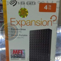 Seagate Expansion 4 TB HDD Hardisk Eksternal Portable Drive 25