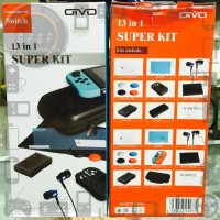 Super Kit 13 in 1 Untuk Nintendo Switch