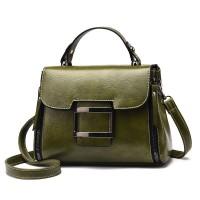 READY STOK JT1029-green Tas Handbag Wanita Cantik Import Terbaru
