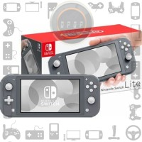 Nintendo Switch Lite Warna Grey