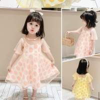 dress anak premium import korea 002
