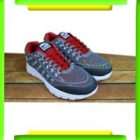 Sepatu Lari olahraga Pria Nike Airmax 3D Grade Original cowok, lelaki