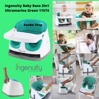Kursi Makan Bayi Ingenuity Baby Base 2in1 Ultramarine Green 11574