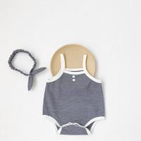 Merry Jumper - Jumper Bayi - Baju bayi - Hitam