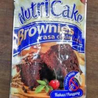BROWNIES RASA COKLAT NUTRI CAKE