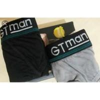 Celana Dalam Pria - GT Man - GTH - Isi 2 - Ukuran M - Random