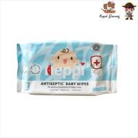 Neppi Baby Antiseptic Wipes 50s + 50s