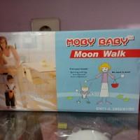 "ALAT BANTU BELAJAR BERJALAN BAYI ""MOBY BABY"" moon walk"