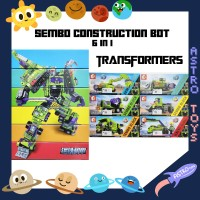 LEGO ROBOT TRANSFORMERS 6 IN 1