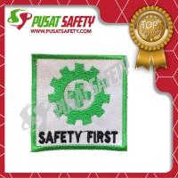 Emblem Bet Logo K3 Bendera Safety First
